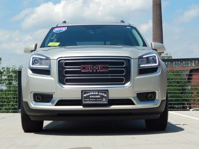 2015 GMC Acadia SLT - Photo 12