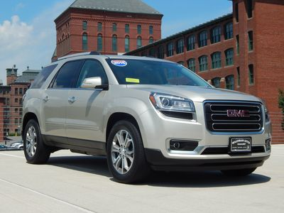 2015 GMC Acadia SLT - Photo 11