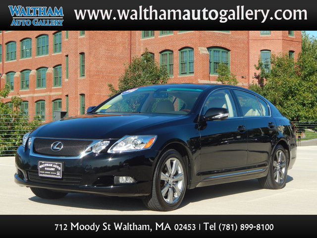 2010 Lexus GS 350 AWD, Navigation & Back up Camera, Sunroo