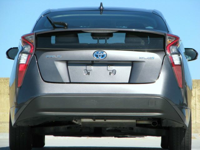 2016 Toyota Prius Three Navigation Camera