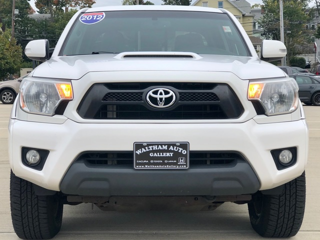 2012 Toyota Tacoma TRD 4WD DOUBLE CAB LONG BED