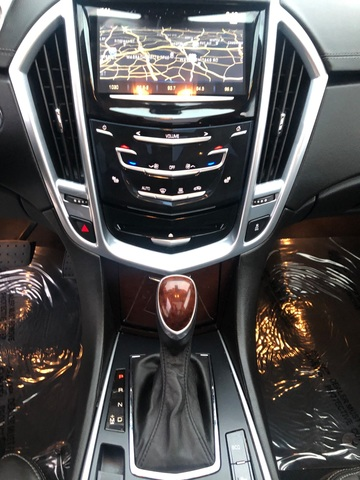 2013 Cadillac SRX Performance Collection