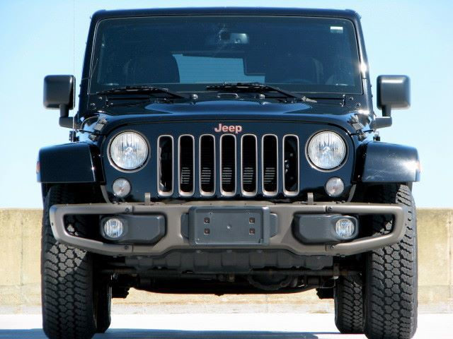 2016 Jeep Wrangler Unlimited 75th Anniversary AWD